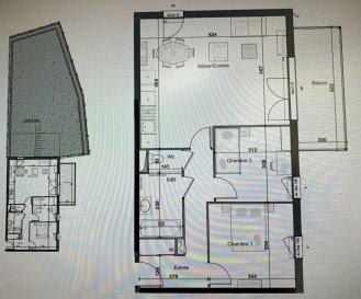 PROGRAMME NEUF A HERSERANGE  Dans un environnement calme, proche commodités  Un appartement T3 de 68.35m² avec une place de parking se composant ainsi :  En RDJ : entrée (9.22m²), 2 chambres (11.58m²/9.61m²), SDB (4.66m²), séjour/cuisine (31.97m²), w-c (1.31m²) un balcon (9.84m²) et un jardin (148.3m²)  TVA 5.5% selon revenus  Livraison prévue au 4èmeTrimestre 2023.