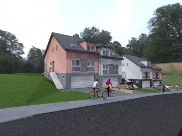 Maison jumelée à Merscheid (Heiderscheid)