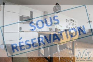 ***SOUS RESERVATION*** ''active relocation luxembourg'' vous propose un super appartement de +/-65m² avec deux chambres à Howald.  L'appartement se trouve à la 3ème (dernière étage) sans ascenceur dans une petite résidence. Comprenant un hall d'entrée, une cuisine équipée et ouverte sur le séjour avec accès au balcon. Par ce hall vous accédez aussi vers la salle de douche et les 2 chambres dont chacune avec accès au 2ème balcon.  Une cave privative avec connexion pour la machine à laver 2 emplacements de parking extérieur privatif et le jardin commun complètent ce bel ensemble.  Lignes de bus desservant ce lieu: N°: 3 / 166 / 144 / 158 / 170 / 171 / 172 /  175 / 176 / 177 / 192 / 194 / 195 / 196 / 226 LNB HE + Gare de Howald  toutes les commodités : restaurants, écoles, transports en commun, accès à l'autoroute et à proximité de la gare et du centre-ville. centres commercial: Cactus Howald / Auchan Cloche d'Or / Delhaize Bonnevoie ....  Si vous pensez vendre ou louer votre bien, active relocation luxembourg est à votre service pour vous conseiller au mieux et vous faire profiter de toutes ses compétences en vue de commercialiser votre bien de manière professionnelle et rapide.  +352 270 485 005 info@arlux.lu www.arluximmo.lu