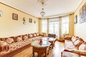 REMAX, spécialiste de l'immobilier au Luxembourg, vous propose en exclusivité ce bel  appartement  au 1er étage,  composé d