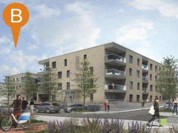 Nouvelle Résidence « WUELEMSWISS » à construire à  Differdange, rue Louis Meyer / rue John Castegnaro  - Description -  La Résidence sera composée de 4 Blocs différents --- A,B,C,D Le Bloc A aura 11 appartements, le Bloc B aura 17 appartements, le Bloc C 11 appartements, le Bloc D aura 8 appartements  - Informations supplémentaires -  Les prix affichés s'entendent TVA 3%   - Localisation -  Autoroute: +/- 6km Aéroport: +/- 37km Pétange: +/- 5km Esch/Alzette: +/- 11km   -Classe énergétique -  AAA  N'hésitez pas à nous contacter pour tout renseignement supplémentaire ou pour un rendez-vous à l'agence, soit par mail contact@b-immobilier.lu, soit par téléphone au numéro +352 26 44 13 88.   ---Sous toutes réserves---  Ref agence :7565