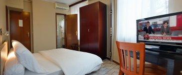 For English see below !!!  HÔTEL : 9 CHAMBRES avec salle d'eau 2 STUDIOS avec salle d'eau 11 LOCATAIRES DE LONGUE DURÉE PEUVENT S'INSCRIRE A LA COMMUNE !!! RESTAURANT ITALIEN : 49 + 10 COUVERTS SALON + TERRASSE  Dans l'hôtel, il y a 9 chambres et 2 Studios. Le restaurant est pour 50 + 10 (terrasse). Au sous sol, vous avez le réserve du restaurant, appareillage de la bière, les petites et grandes machines : Lave linge et sèches linges industriels, mais économique. Le vestiaire avec le tableau d'électricité, la chaufferie à gaz purificateur d'eau culligan. WC homme avec urinoire et WC dame. Extérieur : un emplacement pour garer une voiture, séparateur de graisse et les poubelles. L'hôtel est branché à la télévision. Au premier étage vous avez un petit bureau. Au deuxième, vous avez une lingerie. Et au troisième, un grenier pour mettre les meubles. Toutes les chambres ont leur propre WC, douche, lavabo, sèches cheveux, etc. Fonds de commerce : 136.000 EUR Loyer : 9.000 EUR  English : In the hotel, there are 9 rooms and 2 Studios. The restaurant is for 49 -10 (terrace) .In the basement, you have the restaurant's reserve, beer equipment, small and large machines: laundry and industrial laundry dryers, but economical The locker room with the electricity array, the gas boiler purifying water culligan.Wc man with urinal and wc lady. Outdoors: a place to park a car, grease separator and trash cans. The hotel is connected to the TV.  On the first floor you have a small office. On the second floor, you have a lingerie. And on the third, an attic to put the furniture. All rooms have their own toilet, shower, sink, hairdryers, etc. Trade fund: EUR 136,000 Rent: EUR 9,000  ********************  Confiez-nous vos biens immobiliers pour la vente ou pour la location. Nous sommes une société sérieuse, minutieuse, ayant ses bureaux au cœur de Luxembourg-Ville depuis 19 ans. Nous avons une bonne clientèle et nous faisons aussi beaucoup de publicité. Monsieur Parviz MOLLAIAN est à votre 