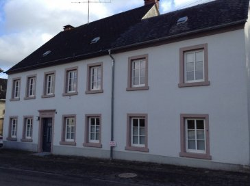 For US Customers only! 260 sqm renovated Farmhouse for rent in 54533 Oberkail, Hauptstraße 2.   Price: 1.150 €   5 x bedrooms,  1 x fully bathrooms,  1 x guest toilet,  1 x laundry room,  1 x buildin kitchen,  1 x dining room (open plan),  1 x living room,  1 x storage room, (basement),  2 x parking lots,  1 x double garage,  1 x back yard.   This property was an ex farmhouse out of 1832 with barn and an inner courtyard (patio). The inner courtyard is surrounded with facilities and fenced in. Finally there is a gate along the house to enter the property. This facility contains a lot of history, for example, through wooden floors and visible oak beams. The bathroom is deliberately kept in the old style. Pets are very welcome!  Utilities:  Household-electricity: own contract with local provider, (RWE),  Phone/Internet: own contract with local provider, (Telekom),  Heat: Oil purchasing by tenant (VAT-Form),  Water/sewage: 35 € per person monthly,  Garbage-disposal 12 € monthly,  Double-garage: 100 € monthly,  Security deposit: 1 x monthly rent.   The property is listed and approved by the US housing office.  When you like to view this property, or you have any questions in advance, please let me know any time!