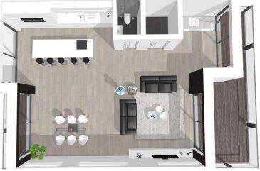 FIS Immobilière Sàrl a l'honneur de vous présenter un magnifique Penthouse de luxe de +/- 190 m2 sur deux nivaux dans une maison bi-familiale, idéalement situé à Bergem, en pleine zone résidentielle, dans une rue très calme.   Le Penthouse avec un jardin orienté plein sud de 68 m2.   Les clés seront remises en main propre, avec des finitions et des matériaux de haute qualité.  La construction sera en classe AAA (Passive) avec :  - des panneaux solaires, - chauffage au sol, - ventilation mécanique, - fenêtres triple vitrées avec des stores et avec toutes les nouvelles technologies d'aujourd'hui.   Le Penthouse disposera de :  - 3 chambres à coucher avec, - 3 salle de bains individuels, - 3 dressing, - un grand séjour avec cuisine ouverte, - un ascenseur, - WC séparé, - une terrasse de 15 m2, - une autre de 4,11 m2, - un garage box fermé de 27 m2, - un emplacement ext., - une cave de 26 m2.   Le prix affiché est à 17 % TVA inclus.   Êtes-vous intéressé ?  Toute l'équipe de FIS Immo. est à votre disposition pour répondre à toutes vos questions au +352 621 278 925