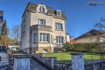 ***VENDU***Cette belle maison de maître, datant de 1934 et d\'une surface habitable de 136,80 m² est construite sur un terrain d\'une contenance de 12 ares 50 centiares. <br><br>DESCRIPTION:<br>Rez-de-chaussée: (surface habitable 61,08 m2)<br>- hall d\'entrée 13,79 m2  <br>- 1 WC séparé et douche 2,28 m2<br>- cuisine équipée 12,64 m2 avec accès sur terrasse et jardin<br>- double séjour 16,32 m2 et 14,82 m2<br><br>Etage 1: (surface habitable de 51,07 m2)<br>- hall de nuit 9,20 m2<br>- salle de bains 3,60 m2<br>- 3 chambres à coucher 11,37 m2, 12,50 m2 et 14,44 m2 avec accès balcon 2 m2<br><br>Etage 2: (surface habitable de 25,88 m2)<br>- combles partiellement aménagées avec 2 chambres à coucher 13,33 m2 et 12,55 m2<br><br>Sous-sol: (surface utile  m2)<br>- buanderie<br>- chaufferie<br>- caves<br><br>Extérieurs:<br>- Terrasse avec marquise<br>- Entrepôt<br>- Abris de jardin/garage pour 1 voiture<br><br>SITUATION DU BIEN:<br>La maison est située à proximité de l\'axe routière A7/N7-N15. La gare de Schieren donne accès au transport public bus et train. Emplacement excellent, dans une localité rurale à environ 25 min. du nord de Luxembourg/Ville/Kirchberg et à proximité des grands centres commerciaux d\'Ettelbruck, de Diekirch et de Mersch. Maisons relais, écoles fondamentales et lycées à proximité (Schieren, Ettelbruck, Diekirch et Mersch). <br>Une piscine publique se trouve à Colmar-Berg à 3 min.<br><br>Pour toutes informations supplémentaires, contactez-nous aux numéros suivants:<br>- BUREAU                           +352 27 80 83 56<br>- Pascal POOS                    +352 621 36 20 26<br>- Carine DEI CAMILLO        +352  621 45 32 08<br />Ref agence :3497562