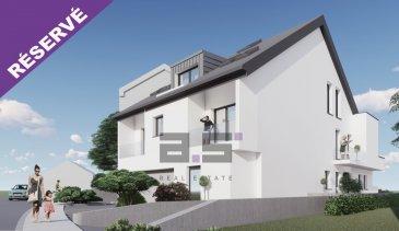 ***NOUVEAU PROJET RÉSIDENTIEL***   A.S. Real Estate vous propose en état de futur achèvement, un nouveau projet résidentiel contemporain et de haut-standing