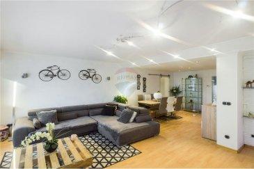 Veuillez contacter Philippe Mélard pour de plus amples informations : - T : +352 661 405 446 - E : philippe.melard@remax.lu  (En exclusivité) RE/MAX, Spécialiste de l'immobilier à Esch-sur-Alzette, vous propose ce magnifique appartement de 94 m² habitables. L'appartement se situe en périphérie de la ville dans le quartier prisé