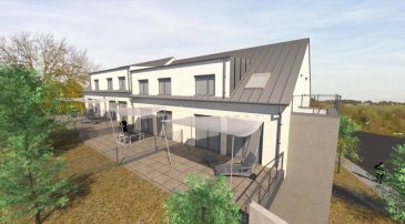 Dans le village et la Commune de Biwer, NEWHOUSE vous propose ce nouveau projet de 4 maisons unifamiliales en classe énergétique AB et avec des jardins orientés sud/sud-ouest.  Situation La commune de Biwer est idéalement placée à proximité de l'autoroute A1 et la nationale N1. L'accès à la Ville de Luxembourg est aisé par la route, le train (gare de Wecker ou de Roodt/Syre), et le bus. La commune dispose d'infrastructures scolaires et sportives ainsi que d'une piscine couverte. Plusieurs centres commerciaux se situent à proximité.  Description du projet: Cet ensemble moderne et de finition de qualité, comprend pour chaque maisons 4-5 chambres, 1 salle de bains, 1 salle de douche, 2 WC séparés, un grand open-space (cuisine ouverte, salon. salle à manger) en rez-de-jardin avec un accès à une belle terrasse arrière. Cette pièce peut encore être agrandie moyennant la réaffectation d'une des chambres.  Les maisons disposent chacune d'un garage pour 2 voitures à l'arrière et un d'emplacement externe à l'avant.  L'aménagement intérieur peut encore être modifié.  Les 4 lots individuels vous sont proposés avec contrat de construction en exclusivité avec notre partenaire EGLux, www.eglux.lu.  Le cahiers de charges ainsi que des renseignements additionnels sont disponibles auprès de NEWHOUSE Bureau Immobilier, 2 Rue de la Gare, L-6910 Roodt/Syre, contact@new-house.lu, Tel: 26787073.