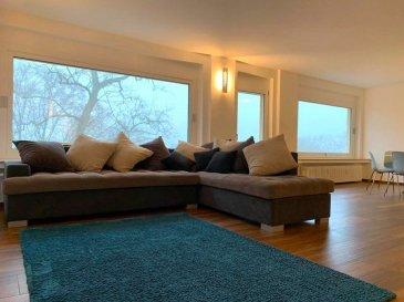 Immo Nordstrooss vous proposer à la vente, un très bel appartement traversant et lumineux, entièrement rénové en 2017 avec des matériaux haut de gamme, situé dans le quartier exclusif de Limpertsberg à quelques minutes du centre-ville de Luxembourg.   L\'appartement est situé au 4ème étage d\'une petite et bien entretenu résidence de 9 unités avec ascenseur.   Il offre une vue agréable et dégagée sur le quartier du Kirchberg, sur la vallée et sur le nouveau projet Infinity.   Le bien de +/- 115 m2 habitable se compose comme suit :   - Hall d\'entrée  - Magnifique Living (45m2) avec terrasse et deux grandes fenêtres à double vitrage  - Une belle cuisine équipée ouverte de plus de 10 m² avec vue panoramique  - Une suite parentale avec son armoire sur mesure et sa salle de bains avec fenêtre et  bidet  - Deux chambres à coucher dont une avec balcon et une grande armoire sur mesure  - Une salle de douche a l\'Italienne avec deux fenêtres et bidet  - Finitions de la gamme : volets électrique/ Doubles vitrages/ cuisine et armoires sur mesure fabriquées en Italie  - Une buanderie  - Une cave  - Un garage privé avec porte électrique (40.000,00 Euros)   Pour plus de renseignements veuillez nous contacter au 691 450 317. Ref agence :B260