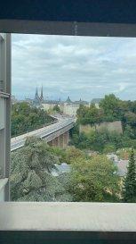 Description  Luxembourg-Centre : appartement 2 chambres à coucher, 1 emplacements intérieur, 87,84 m2 net habitable, 7,13 m2 terrasse   Très bel appartement actuellement entièrement en rénovation avec une vue imprenable sur le Centre -Ville.  Un emplacement intérieur pour 1 voiture se trouve au sous-sol, également une cave.  N'hésitez pas de nous envoyer un mail en cas d'interêt :  tria@newgest.lu