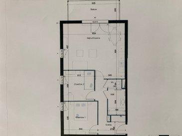 PROGRAMME NEUF A HERSERANGE  Dans un environnement calme, proche commodités  Un appartement T3 de 68.35m² avec une place de parking se composant ainsi :  Au 2ième étage : entrée (9.22m²), 2 chambres (11.58m²/9.61m²), SDB (5.56m²), séjour/cuisine (31.97m²), w-c (1.31m²)  un balcon (9.84m²).  TVA 5.5% selon revenus  Livraison prévue au 4èmeTrimestre 2023.