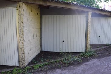 garage à louer avec aire de man'uvre