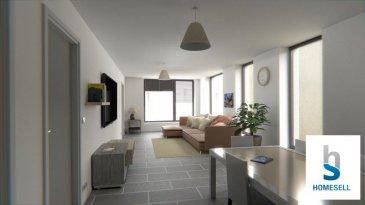 Appartement 2 chambres de 89,77m² – Rez-de-chaussée  -Entrée individuelle vers votre appartement -Une très grande pièce de vie : salon/salle à manger liée à une cuisine ouverte le tout sur une surface de 48,61m² -2 chambres à coucher avec parquet semi-massif d'une superficie de 11,67m² chacune -Salle de bain de 5,86m² avec douche italienne -WC séparé -Débarras de 3,47m² -Cave privative de 3,52m² au sous-sol  Cet appartement dispose d'une belle luminosité grâce a ses fenêtres et porte fenêtres d'une hauteur de 2,10m équipées de triple vitrage avec store à lamelles. Un chauffage écologique et économique vous permettra de limiter vos dépenses grâce au chauffage urbain. Equipé avec système de chauffage au sol   Construit avec des matériaux de qualité supérieur et dans le respect de l'art il vous est possible d'aménager l'intérieur selon vos besoins et désirs.   Idéalement situé au cœur de Diekirch, la proximité des commerces et des transports en commun vous facilitera dans votre quotidien.   Pour plus d'informations contactez-nous au: 281122-1 ou info@homesell.lu   Prix de vente à 3% de TVA sous réserve de l'accord de l'Enregistrement  (Livraison 2019)