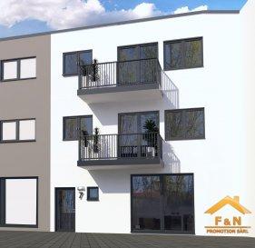 F&N Promotion bietet Ihnen hier eine gemütliche, neue Wohnung im Herzen von Ettelbruck, nur einige Meter von der