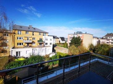 Dalpa SA vous propose à louer, un appartement de 2 chambres à coucher de +/- 100 m² avec cuisine équipée, situé à Luxembourg-Bonnevoie.   Situé au 2ième étage l'appartement se compose comme suit :    - 1 hall d'entrée - 2 chambres à coucher - 2 salles de bains équipée  - 1 cuisine ouverte avec séjour donnant accès au balcon - 1 emplacement au sous-sol  - 1 cave  Année de construction : 2012 Disponibilité : immédiate   L'objet se situe au : 58, rue Pont de Rémy, L-2423   Situé à quelques pas de la gare et du centre-ville de Luxembourg, Bonnevoie est un quartier résidentiel calme et multiculturel avec une qualité de vie considérable. Par ses accès faciles et proches des connexions de transports publics, autoroutes, nombreux commerces à proximité et ses espaces verts, Bonnevoie est devenu un des meilleurs quartiers pour y vivre.  Nous sommes à votre entière disposition pour tous renseignements complémentaires ou visites des lieux. Veuillez contacter Antonio Lobefaro sous le numéro + 352 621 469 311 ou par mail sur info@dalpa.lu  Si vous souhaitez vendre ou louer votre bien, nous mettons à votre disposition notre professionnalisme, savoir-faire ainsi que notre qualité de service. Nous vous proposons des estimations rapides, gratuites et réalistes.  ENGLISH VERSION  Dalpa SA offers for rent, an apartment of 2 bedrooms of +/- 100 m² with equipped kitchen, located in Luxembourg-Bonnevoie.  Located on the 2nd floor, the apartment is composed as follows:   - 1 entrance hall,  - 2 bedrooms,  - 2 equipped bathrooms,  - 1 open kitchen with a living room giving access to the balcony.  - 1 parking spot in the basement  - 1 cellar  Year of construction : 2012 Availability : immediate  The object is located at: 58, rue Pont de Rémy, L-2423  Located a few steps from the railway station and the city center of Luxembourg, Bonnevoie is a quiet and multicultural residential area with a considerable quality of life. With its easy and close access to public transport links, highways, nume