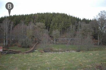 Terrain constructible à Oberwampach