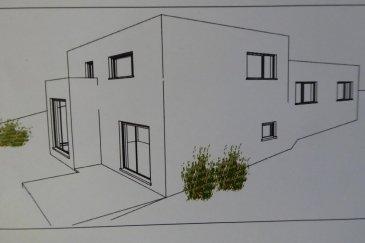 M572716 LA MAISON DE VOS REVES DANS UN ECRIN DE VERDURE A VENDRE PROJET CONSTRUCTION MAISON 130 M2 NEUVE: Offrant au rdc une entrée qui dessert une cuisine ouverte sur séjour de 58m2 ouverte sur terrasse et jardin, arrière cuisine 9.4m2, un cellier 12.3, une cave 22m2 et un garage. A l'étage vous disposez d'une mezzanine qui donne sur 2 chambres et une salle de bains. A MOYEUVRE GRANDE, dans un secteur recherché!!  Pour plus d'informations Eric BARON, Agent commercial spécialiste du secteur, est à votre entière disposition au 06 77 40 44 28. Honoraires à la charge du vendeur.