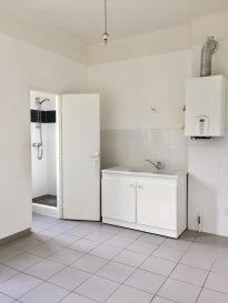 HAGONDANGE, Rue de Verdun  Studio, coin cuisine ouverte, salle d'eau, WC   Chauffage individuel au gaz   Disponible immédiatement  Frais d'agence : 27.74 m² x 11 € = 305.14 €