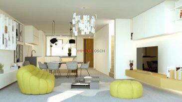 Projet VEFA à Remich: Maison jumelée moderne (+121m2) avec 3 chambres à coucher, 2 salles de douches et jardin.<br><br>Le projet sera érigé au coeur de Remich proche de crèches, écoles maternelles, primaires et secondaires, centres commerciaux, restaurants et commerces de proximité et à 600m de l\'Esplanade.<br><br>Le logement sera construit avec des matériaux de pointe et bénéficiera de tout le confort moderne:<br><br>REZ-DE-CHAUSSE (31m2)<br>- garage (18m2) (sujet à autorisation supplémentaire)<br>- Hall d\'entrée<br>- vestiaire<br>- WC séparé<br>- cuisine ouverte<br>- séjour / salle à manger avec accès sur le jardin (32m2)<br><br>ETAGE 1 (48m2)<br>- Hall<br>- chambre 1<br>- chambre 2<br>- salle de douche<br>- buanderie / local technique<br><br>ETAGE 2 (24m2 + 12m2 <2m)<br>- hall<br>- chambre 3 (suite parentale)<br>- salle de douche avec WC<br>- rangement<br><br>Prix affiché: TTC 3%<br>Prix TTC 17%: 941.671,59.- EUR<br><br>Une cuisine ou des meubles ne sont pas compris dans les prix affichés.<br><br>Pour toute information supplémentaire, n\'hésitez pas à nous contacter au 26532611 ou par e-mail à info@immolosch.lu<br /><br />VEFA-Projekt in Remich: Moderne Doppelhaushälfte (+121m2) mit 3 Schlafzimmern und Garten.<br><br>Das Projekt wird im Herzen von Remich gebaut, in der Nähe von Kindergärten, Grund- und weiterführenden Schulen, Einkaufszentren, Restaurants und lokalen Geschäften und 600 m von der Esplanade entfernt.<br><br>Die Wohnungen werden mit modernsten Materialien gebaut und mit allem modernen Komfort ausgestattet:<br><br>ERDGESCHOSS (49m2)<br>- Eingangshalle<br>- Garderobe<br>- separate Toilette<br>- offene Küche<br>- Wohn-/Esszimmer mit Zugang zum Garten (32m2)<br><br>Stockwerk 1 (48m2)<br>- Halle<br>- Schlafzimmer 1<br>- Schlafzimmer 2<br>- Duschraum<br>- Waschküche/Technikraum<br><br>Stockwerk 2 (24m2 + 12m2 <2m)<br>- Halle<br>- Schlafzimmer 3 (Hauptschlafzimmer)<br>- Duschraum mit WC<br>- Lagerung<br><br>Angezeigter Preis: inkl. MwSt. 3<br>Preis inkl.