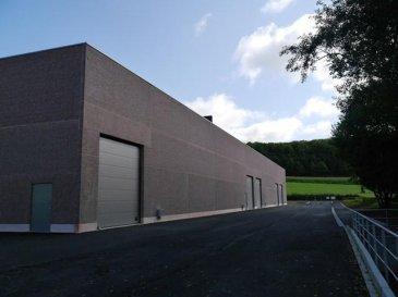 Remax, spécialiste de l\'immobilier au Luxembourg, vous propose à REDANGE SUR ATTERT, dans une Zone d\'Activités Artisanales et Commerciales, à la LOCATION ou à LA VENTE (931 000 euros), cet bel ensemble neuf, moderne et lumineux de 564 m2 se composant :<br>- d\'un hall artisanal de 460 m2 à l\'extrémité d\'un Bâtiment neuf ( libre des 3 côtés)<br>  (Hall = 357 m2 (18.7 m x 17.7 m) - Hauteur sous plafond = 6 m  - Porte sectionnelle 4 m x 4 m )<br>- de bureaux aménagés ..(Carrelage, peinture, sanitaires et chauffage )d\'une surface de 103,5 m2 <br>  ainsi que d\'une mezzanine de même surface prête à être aménagée en bureaux ou archives, stockage chauffage) <br> - de 14 places de parking<br>Les Compteurs électricité et eau sont individuels , le chauffage est au gaz<br><br>Cette zone artisanale nouvellement créée, idéalement située, est proche de l\'A5 direction Belgique ou Luxembourg<br><br>Le loyer ou prix affiché est un montant hors taxes et hors frais.<br>Contactez  Bertrand GILL  Gsm 691 89 80 10    Email bertrand.gill@remax.lu<br><br />Ref agence :5095749