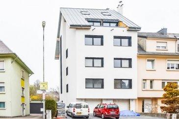 EN EXCLUSITE IMMO MAX,  Nous vous proposons un immeuble de rapport TOTALEMENT RENOVE avec des finitions de qualité en plein coeur du beau quartier à Luxembourg-Merl,  Celui ci se compose de 6 appartements et 2 garages fermé.  L'immeuble sera vendu finit avec les salles d'eau et les cuisines intégrées dans tous les appartements.  ESTIMATION IMMOBILIERE GRATUITE LUXEMBOURG  WWW.IMMOMAX.LU
