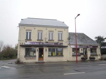 Local commercial à La Capelle