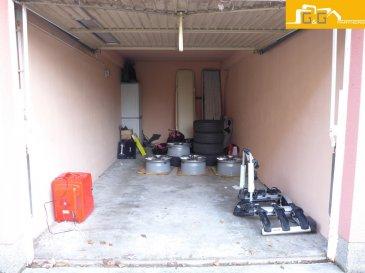 1 garage fermé à l'arrière d'une résidence à Bonnevoie  N'attendez plus, contactez-nous par mail sur info@gng.lu ou au 621 366 377.   Découvrez toutes nos offres sur www.gng.lu