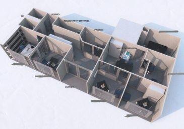 B&C Immobilière vous propose à la location ces bureaux rénovés disponibles à partir du 1er Mars 2019  Quatre places de parking ainsi qu'une cave   Pour toute demande d'information: Contact :  Antoine Bos  00352 671 050 392
