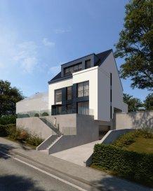 A vendre, au 12, rue Tubis, au coeur de Luxembourg-Cessange, dans une petite copropriété en état futur d'achèvement (VEFA), un appartement duplex au 3ème et 4ème étage avec ascenseur.  Ce bien a une surface totale au sol de 105 m2. se compose d'un appartement au troisième étage de 73 m2, d'une terrasse de 10,28 m2 en face au living et idéalement exposées.  Pour accéder à l'appartement vous pourrez soit prendre les escaliers en commun soit prendre l'ascenseur qui arrive directement dans l'appartement.  A partir du hall d'entrée vous accèderez directement au grand living de 41,46 m2, dans lequel se trouve la cuisine ouverte en retrait, doté d'une belle baie vitré de 2,5 mètres donnant sur la terrasse (4,57 x 2,25 m).   L'espace nuit se compose d'une chambre parentale de 17,40 m2, dotée d'une salle de douche privative (lavabo, douche et WC) de 4,95 m2 avec fenêtre. Complète cet étage WC visiteur.  A l'étage supérieur une belle surface mansardée de 32 m2 avec deux Velux pouvant servir de deuxième chambre à coucher ou de bureau, avec possibilité d'y installer une deuxième salle de douche.  Possibilité de modifier l'agencement intérieur selon vos critères et style de vie, en modifiant les emplacement des salles de bains dans le respect des exigences techniques.   Au sous-sol l'appartement dispose d'une grande cave de 7,09 m2, d'un emplacement de parking de 14,60 m2 et d'un emplacement vélo privatif de 3,39 m2. Ces deux derniers sont en supplément au prix de vente affiché.  La résidence, de style très moderne et aux prestations haut de gamme, sera en classe énergétique A-A et dotée d'un ascenseur intérieur reliant tous les étages.   Le prix affiché s'entend avec le taux de TVA super-réduit de 3% (en cas d'affectation du bien à des fins d'habitation principale) sous réserve d'acceptation du dossier par l'Administration de l'Enregistrement et des Domaines.   Visite virtuelle : https://widgets.habiteo.com/vue-generale'id=1jsV1QtcBcuyarVaTmtTns&key=5btIuTFFcwtN9qkXINwsFj  Vidé