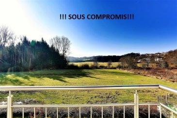 !!! SOUS COMPROMIS!!! Jean-Marc Estgen et RE/MAX SELECT Luxembourg, spécialistes de l'immobilier à Fentange, vous proposent en exclusivité ce très grand et lumineux triplex de 2013 dans un quartier résidentiel et très calme de Fentange. D'une surface utile de ± 170m² dont ± 150m² habitables, ce charmant appartement saura vous séduire.  Voici comment il se compose:  RDCH:  - Hall d'entrée - Grand Living lumineux avec espace repas et accès vers le premier balcon avec une splendide vue sur les champs - Une cuisine équipée et ouverte sur le Living - Un WC séparé  1er Étage:  - Une belle suite parentale avec sa salle de bains et son Dressing attenant avec un accès vers le deuxième balcon idéal pour les bains de soleil à l'abris des regards - 2 belles chambres à coucher - 1 salle d'eau avec un WC   Combles:  - Une belle pièce de vie de ± 37m² avec de hauts plafonds qui peut être utilisée comme bon vous semble (bureau, salle de jeux, salle cinéma, suite parentale, fitness etc...)  Sous-Sol:  - Un emplacement de parking pour 1 voiture - Une cave de ± 9m² - Une grande buanderie  Ce magnifique appartement est idéalement situé dans une rue tranquille. Proche des écoles, crèches et commerces.  Uniquement 2 appartements sont dans la résidence. Charges: ± 270€/mois