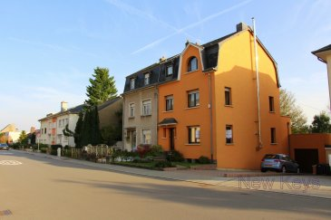 ***Vendu *** Newkeys vous propose cet charmant appartement de +/- 80 m2 + terrasse de 30m2 situé dans une rue calme et agréable à Luxembourg-Cents.  Situé au rez de chausée surélevé d'une petite résidence de seulement 2 unités, cet appartement offre de nombreux attraits et se compose de la manière suivante:  - Living de 32m2  - Cuisine équipée et fermée  - 1 Chambre  - Salle de bain avec douche et WC  - Terrasse sans vis-à-vis de 31 m2  - 1 Emplacement de parking extérieur  - Cave aménageable de 14 m2 - Espace buanderie au sous-sol  La copropriété dispose en plus d'un très agréable jardin avec un étang et une grande terrasse sans vis-à-vis qui vous permettra de profiter d'un cadre exceptionnelle dans un endroit tranquille offrant toutes le commodités.  Disponible de suite   N'hésitez pas à nous contacter au 661 120 388 ou par mail info@newkeys.lu pour plus d'informations ou une éventuelle visite.