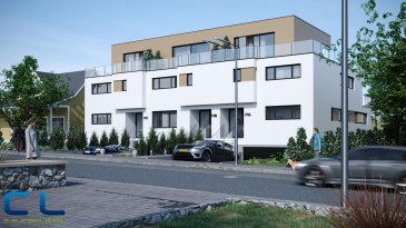 Nous vous proposons en état futur d\'achèvement, un duplex d`une surface habitable de +/- 115,71m² à Pontpierre dans la Résidence 19C pour un prix de 1162100€ (3% TVA). Le logement représente une qualité haute gamme et vous offre un cadre très calme et magnifique.  Ce bien comprend : - Grand salon ouvert avec cuisine et salle à manger entouré d`une terrasse de 50m² - 3 Chambres à coucher - 2 Salles de bains - 2 Terrasses (19,49m² et 49,92m²) - 2 Emplacements intérieurs Cave, buanderie, local technique, local poubelle, local poussettes etc.  Modification du plan de l\'intérieur possible! Les plans ainsi que le cahier des charges sont disponibles. Disponibilité: Fin 2022 Les honoraires d\'agence sont entièrement à charge du vendeur.  Pour toute question, n\'hésitez pas à nous contacter!   Ref agence : PLVF19C