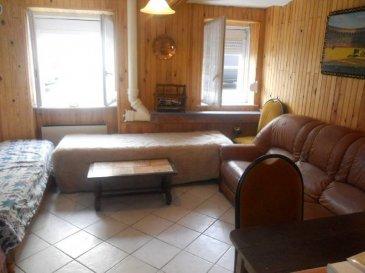 Réf: 5396  Appartement de 41 m² à 50 m de la plage avec cave.  Salon avec cuisine , 2 chambres, SDB   cave.  Orienté Ouest. DPE: F et GES: D  Ref5396