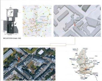 ACTIVITÉ LIBÉRALE ADMISE  L'unité proposée est un appartement situé au rez-de-chaussée d'une copropriété composé de 5 unités de logements à Luxembourg-Limpertsberg. L'unité proposée fait partie d'une copropriété avec ascenseur en cours de transformation et est vendue sous la forme d'une vente en état futur d'achèvement. Elle se distingue par le soin apporté à la construction, la conception architecturale et la finition de qualité qui en font un immeuble de haut standing. Dans le contexte actuel du développement durable il a été opté pour une construction au standard « basse consommation d'énergie », répondant à la classe d'efficience énergétique « A/B ». L'appartement, qui peut servir de local pour profession libérale, se décompose comme suit: hall d'entrée - living/cuisine (cuisine équipée d'une valeur de € 30.000,- incluse) de 28m2 - chambre à coucher de 9,81m2 - chambre à coucher de 9,27m2 - salle de bain avec WC de 4,34m2 - WC de 2,14m2 - cave de 3,78m2 - emplacement privatif dans la buanderie commune. Le projet se trouvant au stade de l'aménagement intérieur il est possible d'y apporter des  modifications substantielles.  Cahier de charges disponible sur demande.  Pour toutes informations complémentaires on reste à votre entière disposition par téléphone au +352 661 349 405 ou par email à jose@sohoimmo.lu ____________________________________________________________________ LIBERAL ACTIVITY ALLOWED  The proposed unit is an apartment located on the ground floor of a condominium consisting of 5 housing units in Luxembourg-Limpertsberg. The proposed unit is part of a condominium with elevator undergoing transformation and is being sold as a sale in future state of completion. It is distinguished by the care taken in the construction, the architectural design and the quality finish which make it a high standing building. In the current context of sustainable development, it has been opted for a construction to the