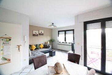 Appartement sis au deuxième étage d\'une résidence à six unités, comprenant un séjour, cuisine équipée, chambre à coucher, chambre à coucher, une cave et un garage.  Ref agence : ICL 861135