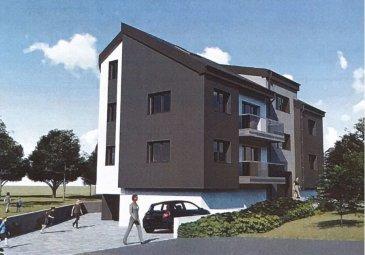 Nouvelle construction d'une résidence