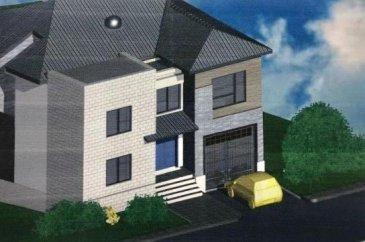 RE/MAX Luxembourg vous présente ce joli terrain de 6 ares à bâtir à Rédange (Nouvelle Cité) à 50m de la frontière Luxembourgeoise. Autorisation de construire 3 appartements (75 m2 + 75 m2 + duplex 120 m2) + plusieurs places de parking ou une maison bi-familiale. Le projet pour les 3 appartements a déjà était effectué.  N'hésitez pas à nous contacter pour tout renseignement supplémentaire. Mr. Rui Dias  Tel. +352 691691515 Ref agence :5096197