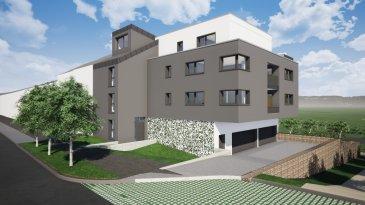 L'appartement s'intègre dans une petite résidence de 5 logements au premier étage, située à l'entrée immédiate de Differdange à la limite de la zone paysagère au 151 route de Belvaux. Le bien jouit de 2 emplacements intérieurs, d'une cave et d'un jardin privatif compris dans le prix de vente.