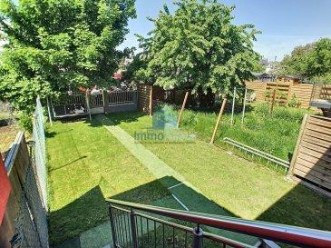 -- FR --<br/><br/>ImmoAssur vous propose cette charmante maison sise à Schifflange, dans une rue tranquille.<br>Elle est composée  comme suit:<br>Au rez de chaussée :<br>- hall d\'entrée<br>- salon (16m2) <br>- cuisine équipée avec espace repas (15m2)<br>- véranda (15m2) avec accès sur joli jardin (75m2)<br>Au 1er étage:<br>- hall de nuit <br>- deux chambres à coucher (12m2 et 10m2)<br> - salle d\'eau bain avec lavabo double vasque et baignoire  (6m2).<br>Au 2ème étage:<br>- hall de nuit<br>- deux chambres à coucher de (13m2 et 15m2)<br><br>Sous-sol comprenant, cave, chaufferie, coin  buanderie, débarras, espace douche, ainsi qu\'un wc séparé, accès au jardin.<br><br>Remarque:<br>- fenêtres doubles vitrages <br>- chaudière buderus 2007 <br>- facilité de parking devant la maison<br>- rdch dalle béton<br>- étages dalles bois <br>- façade refaite <br>- isolation des combles<br>- pass énergétique en cour d\'exécution  <br><br>Idéalement située, vous profiterez de la proximité avec l\'école et la maison relais, arrêt de  bus, et les commerces locaux tout en étant à moins de 5 minutes de l\'autoroute.<br>Pour l\'obtention de votre crédit, notre relation avec nos partenaires financiers (banques luxembourgeoise) vous permettront d\'avoir les meilleurs conditions du marché.<br>N\'hésitez surtout pas !!!! c\'est totalement gratuit.<br><br>Nous sommes aussi disponibles pour les visites le samedi.<br>Selon la disponibilité des propriétaires.<br><br>Nous recherchons en permanence pour la vente et pour la location,<br>des appartements, maisons, terrains à bâtir etc pour notre clientèle déjà existante.<br>Achat par notre société aussi.<br><br>N\'hésitez pas à nous contacter si vous avez un bien pour la vente ou la location.<br><br>Estimation gratuites voir conditions en agence.<br> <br>Prix: 639.000\'  frais d\'agence compris à la charge du vendeur<br />Ref agence :SchifMSN4ch