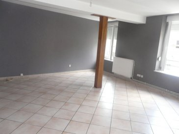 Appartement Thiaucourt Regnieville 2 piece(s) 75 m2. RUE DE L\'HOSPICE - THIAUCOURT<br/><br/>Grand Appartement F2, situé au rdc, dans un immeuble bien entretenu:<br/>Salon/Séjour - 1 chambre - cuisine - salle de bains - wc<br/>Cave et place de parking<br/>Chauffage gaz<br/><br/>Charges: Electricité des communs + entretien chaudière + entretien et sel adoucisseur + eau