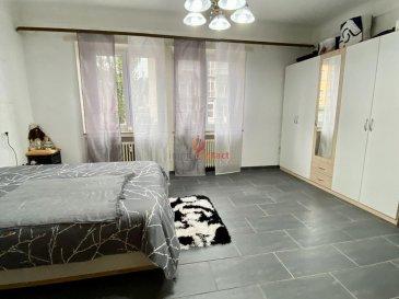 ImmoContact vous propose à la location ce bel appartement situé dans la quartier de Bonnevoie, rue Fernand d\'Huart.<br><br>Avec une superficie de +/-59m², il se compose comme suit:<br><br>- hall d\'entrée desservant sur toutes les pièces,<br>- 1 chambre à coucher<br>- séjour de +/-20m², <br>- belle cuisine équipée individuelle, <br>- salle de bain <br>- et une cave <br>- emplacement de parking extérieur.<br><br>Cet appartement bénéficie également d\'un jardin commun.<br><br>Il est situé au Rdch surélevé.<br><br>L\'immeuble a été entièrement rénové (fenêtre, façade, chauffage, cuisine etc...) il y a 12 ans.<br><br>Disponibilité: Septembre 2021<br><br>Pour informations, contacter Anastasia Feron au 621/ 75.86.43 ou sur anastasia.feron@immocontact.lu<br /><br />ImmoContact proposes to you with the hiring this beautiful apartment located in the district of Bonnevoie, street Fernand of Huart.<br><br>With a surface of +/-59m ², it is composed as follows:<br><br>- hall of entrance serving on all the rooms,<br>- 1 bedroom<br>- living room of +/-20m², <br>- beautiful individual equipped kitchen, <br>- bathroom <br>- and a cellar <br>- parking space outside.<br><br>This apartment also benefits from a common garden.<br><br>It is located on the raised ground floor.<br><br>The building has been completely renovated (windows, facade, heating, kitchen etc. ...) 12 years ago.<br><br>Availability: September 2021<br><br>For information, contact Anastasia Feron at 621/ 75.86.43 or anastasia.feron@immocontact.lu