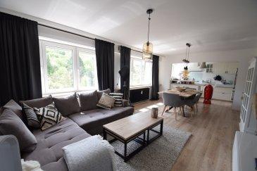 ---------SOUS COMPROMIS-------En Exclusivité, ImmoHouse vous propose ce superbe appartement 2 chambres idéalement situé à Esch sur Alzette.  Au 5ème étage d'une résidence avec ascenseur ce superbe appartement 2 chambres de 83,42m² se compose de :  -Un spacieux hall d'entrée -Un grand salon/salle à manger de 40m² (possibilité de faire une 3ème chambre) -Une belle cuisine équipée ouverte sur la pièce de vie -Deux grandes chambres à coucher -Un grand débarras -Une salle de bain avec douche et wc -Une buanderie privative  A cela s'ajoutent: -Une cave privative -Une buanderie privative  Possibilité d'acheter un garage au prix de 40000€.  Un magnifique objet à découvrir ...  Infos et visites sur rdv