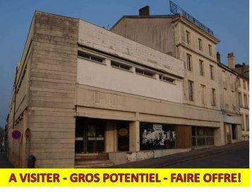 Entrepôt Commercy