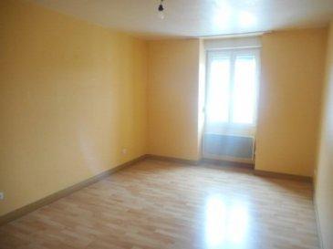 F3 à louer .  Appartement de type F3 - 5, rue de Verdun 54470 THIAUCOURT comprenant :  Cuisine, séjour, 2 chambres, SDB, WC  Chauffage électrique - 67 m2  Libre à la location