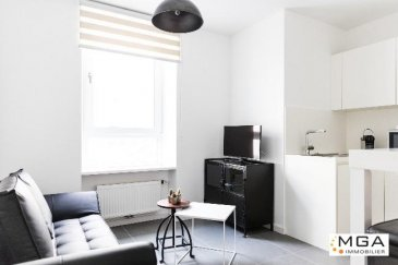 APPARTEMENT MEUBLE - Luxembourg-Gare