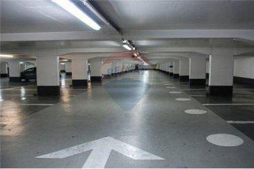 Veuillez contacter Mathieu Bossennec pour de plus amples informations : - T : +352 661 521 730 - E : mathieu.bossennec@remax.lu  RE/MAX, Spécialiste de l'immobilier à Luxembourg-Gare, vous propose ce parking. Les voitures de type