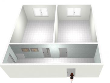 Cette surface de bureaux vous est proposée à la location au sein d'un business center dans la zone de Bourmicht. Cette zone est très fréquentée, facile d'accès et proche de tout. Cette surface est composée d'un hall et de deux espaces séparés. Des emplacements de parking, toilettes et cuisine commune avec possibilité de louer des salles de réunion complètent ce bien. Pour tout renseignement complémentaire, je vous invite à me contacter au +352 621 408 530 ou contact@stephaniegilmer.com