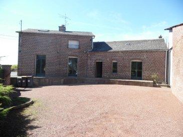 Maison à Catillon-sur-sambre