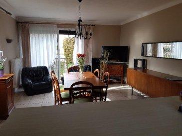 Maison Pagny Sur Moselle 90 m2. PAGNY S/MOSELLE - Située dans un quartier calme, maison individuelle  de 90 m2  environ sur un terrain clos de 6,56 ares. <br/>Rez de chaussée composé d\'un hall d\'entrée desservant le 1er niveau, cave, cellier, chaufferie et garage.<br/> A l\'étage une entrée,  une cuisine équipée ouverte sur salon-séjour avec accès balcon,  4 chambres avec placard, salle de douche et WC séparé.<br/><br/>Chaudière au  fuel, double vitrage PVC avec volet électrique <br/>Prévoir rafraîchissement<br/><br/>Contact : Sandrine PERCEVAL  06.34.65.29.84
