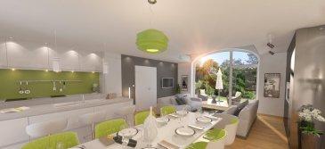 MONDORF - ELLANGE 599.000 Euros.  Nouvelle construction d'une maison typée au centre du charmant village d'Ellange entre la ville de Luxembourg et la moselle appartenant à la commune de Mondorf.  Cette maison haut de gamme d'une surface de +-138,50m2 est composée par exemple de:  Rdch: hall d'entrée, garage pour 2 voitures (+-31m2), WC séparé, living-salle à manger et cuisine ouverte (+-43m2) et accès jardin (+-27m2)  1ier étage: hall de nuit avec vide donnant au living, 2 chambres à coucher (+-15,3m2/+-16m2), salle de douche et WC séparé.  2ième étage: grenier aménageable avec chaufferie existante, murs existants et connections électricité, chauffage et eau déjà remontés à l'étage (aménageable d'une surface supplémentaire de +-57m2 donc 2 chambres supplémentaires et une salle de bains, surface totale possible +-196m2)  La maison en construction massive haut de gamme est équipée entre autre d'un chauffage au gaz à condensation, triple vitrage PVC, Classe énergétique B...Assurance décennale  Matériaux haut de gamme et belles finitions par Entreprise Guy Thomas et Alfio Santini. Prix affichés TTC 3%  A voir absolument, Plans adaptables sur demande du client.   ***HERBY IMMO = MEILLEURS PRIX DU MARCHE***   (Herby Immo vous garantit le prix d`achat le moins cher du marché)